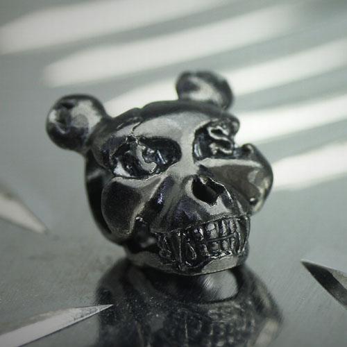 Ohm Beads LE Teddy Scares Skull