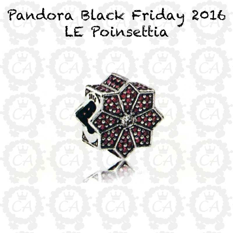 Pandora Black Friday Charm 2016 Sneak Peek