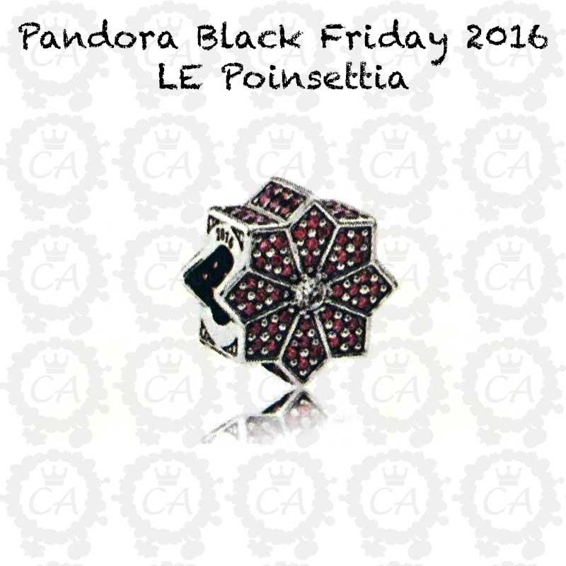 Pandora Black Friday Charm 2016 Sneak Peek