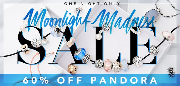 Pandora on Rue La La Moonlight Madness