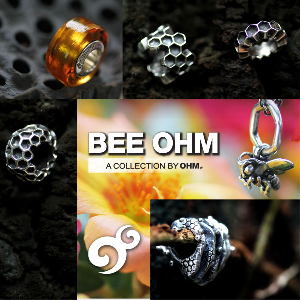 Ohm Beads Bee Ohm and Hive Mind (August BOTM) Preview