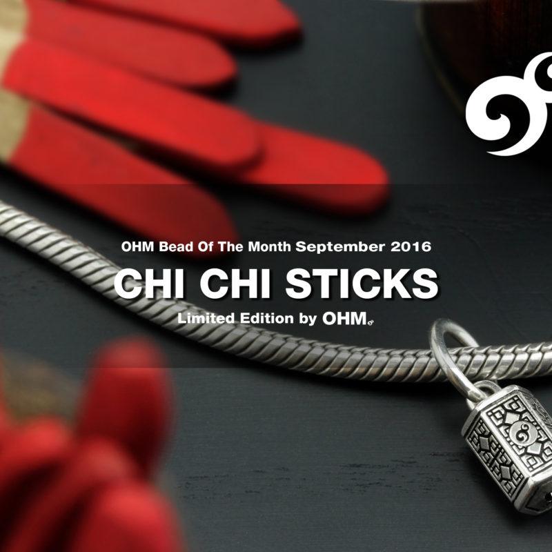 Ohm Beads Chi Chi Sticks Preview (September BOTM)