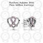 pandora-autumn-2016-pink-ribbon-earrings