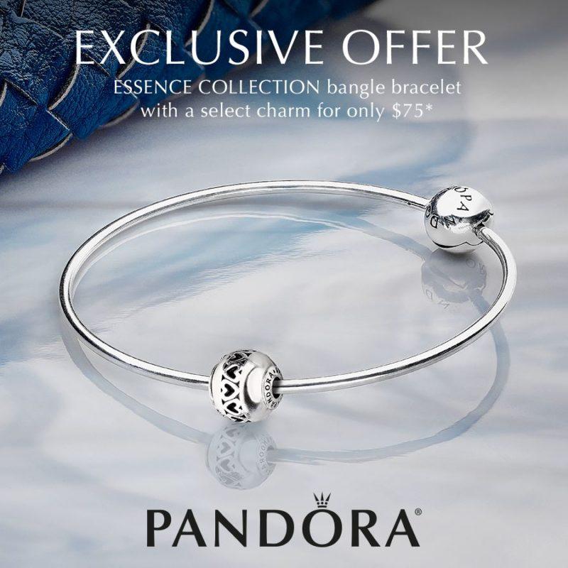 Pandora Essence Promo Offer