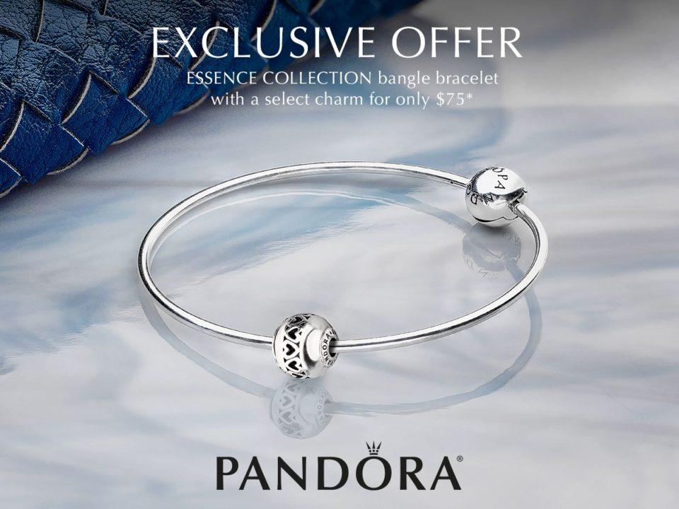 pandora essence promo offer charms addict