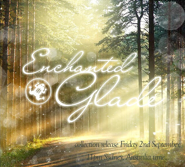 *redbalifrog* Enchanted Glade Collection Announced
