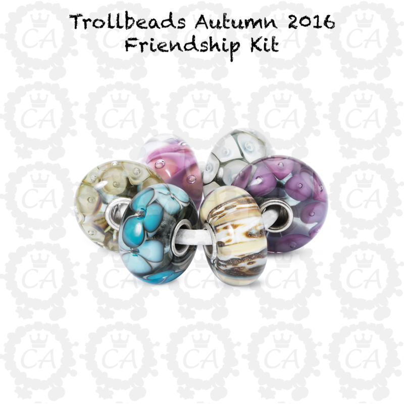 Introducing the Trollbeads Autumn 2016 Collection