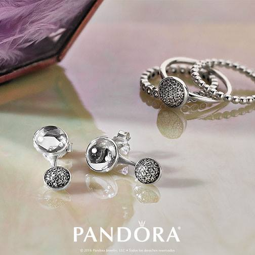 Pandora Upcoming Earring Promotion