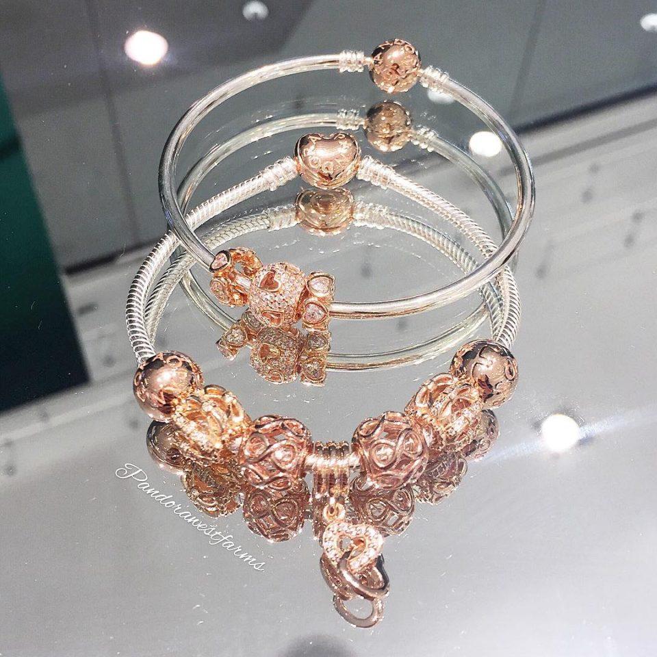 Upcoming Pandora Jewelry Promotions: Pandora-rose-autumn-2016-pandorawestfarms2