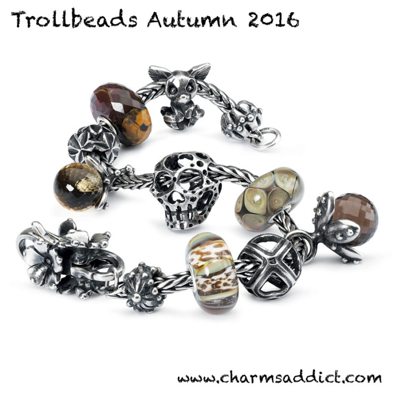 Trollbeads Autumn 2016 Collection and People's Bead Debut