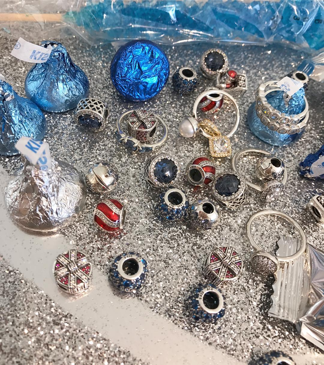 Pandora Winter 2016 Collection Release Charms Addict