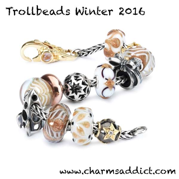 Trollbeads Winter 2016 Collection Debut