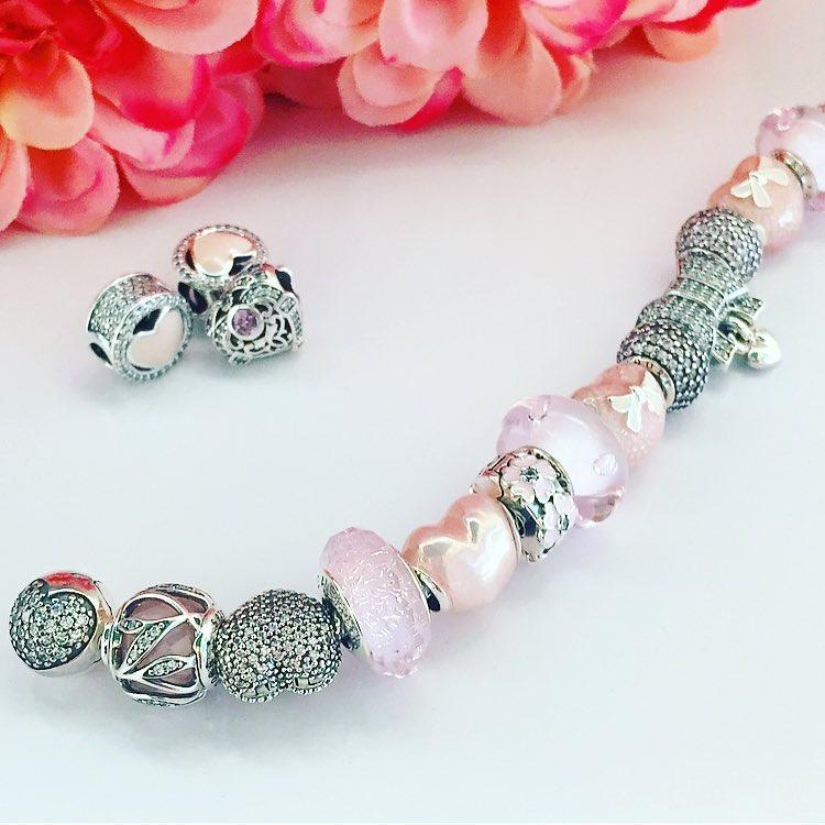 pandorapencentre - Pandora Valentines Bracelet