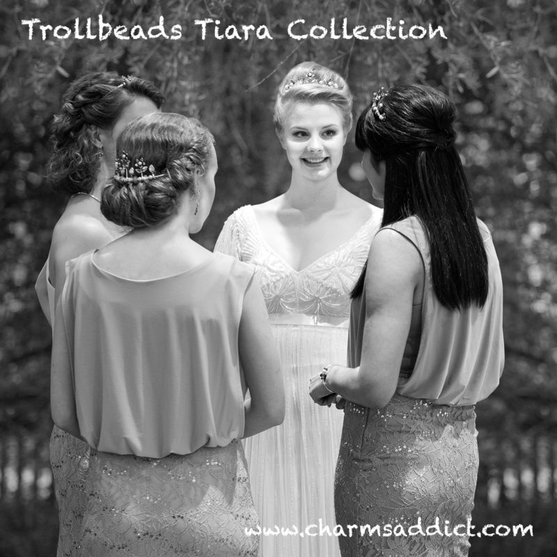 Trollbeads Tiara Collection