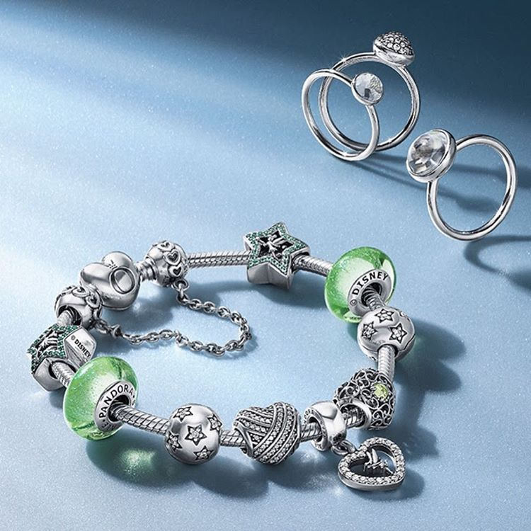Pandora Disney Spring 2017 Collection Preview