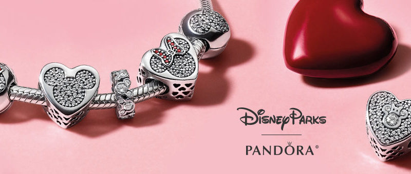 Pandora Disney Parks Exclusives Spring 2017 Sneak Peek