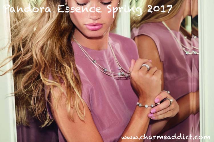 Pandora Essence Spring 2017 Collection