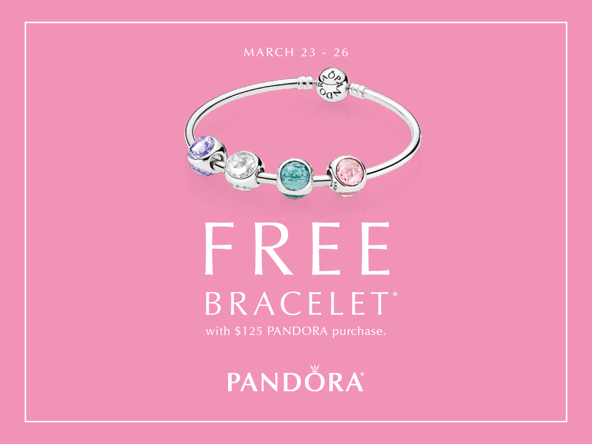 Offers Related To Pandora Discount Code