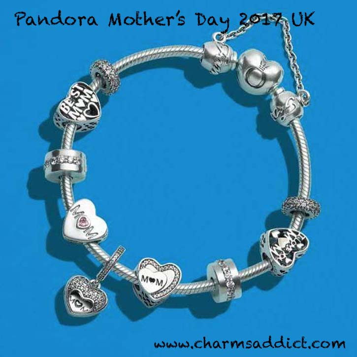 Pandora Mother's Day 2017 UK Release