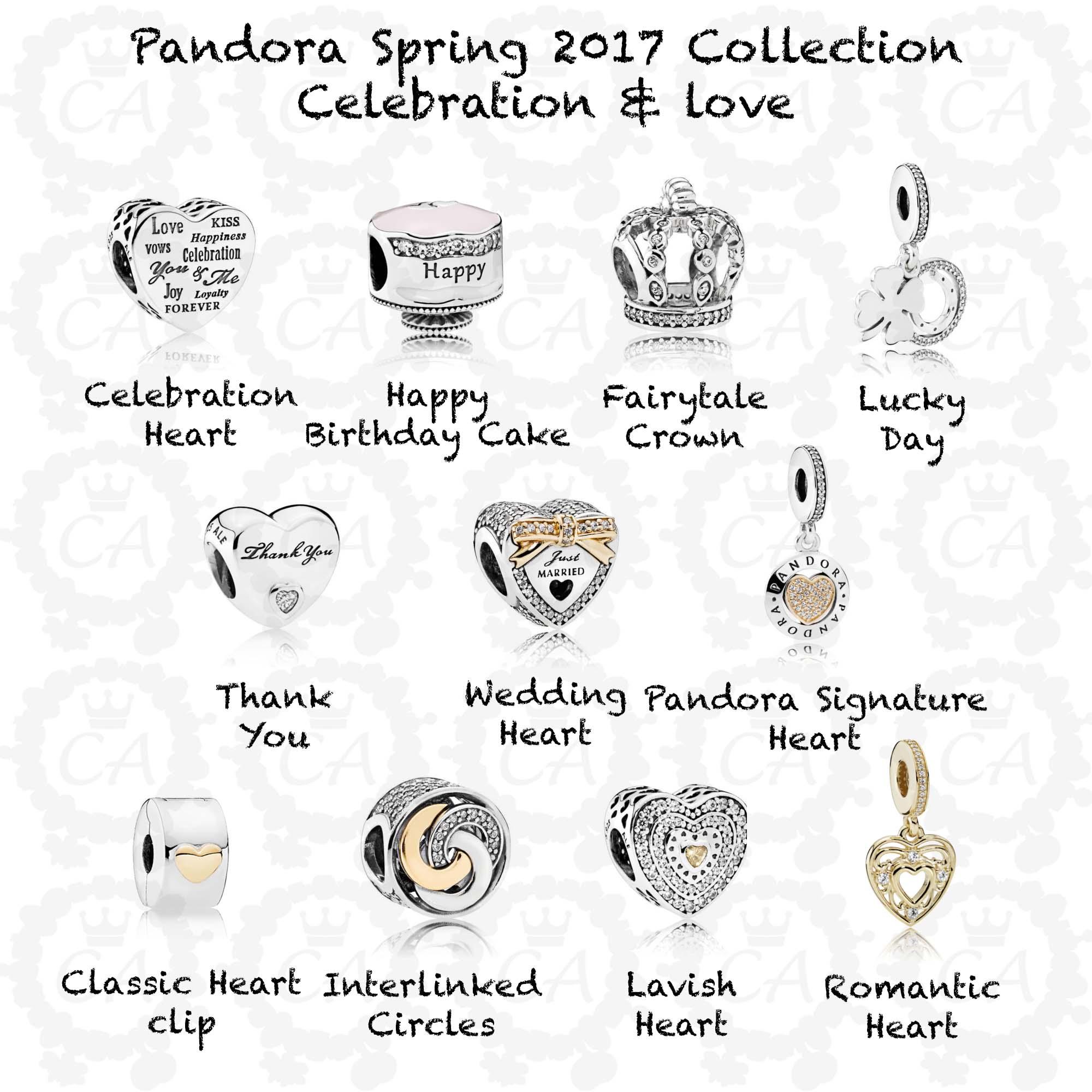 8ac393999ad cheap pandora spring 2017 celebration love 823b0 c0f8a