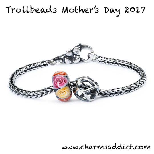 Trollbeads Mother's Day 2017 Collection